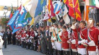 Saint-Maurice réunit les étudiants de toute la Suisse
