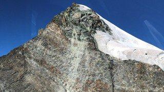 Haut-Valais: un alpiniste de 21 ans perd la vie au Pollux