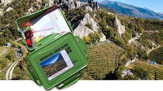 Salquenen: le géocaching pour découvrir le sentier viticole