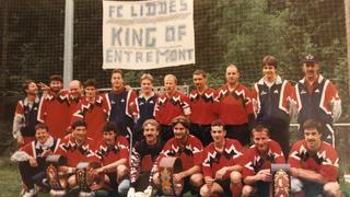 100 ans de l'AVF: quand les moqueries se transforment en applaudissements pour le FC Liddes [27/53]