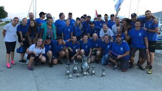 Saint-Gingolph remporte la Fête internationale du sauvetage du Léman