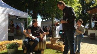 Les vins de Sion se présentent à Berne