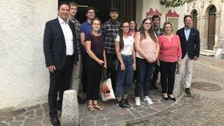 Sion: deux projets de jeunes pour une ville sans mégots et sans pollution lumineuse
