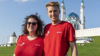 Trois Valaisans en quête d'or aux championnats du monde des métiers en Russie