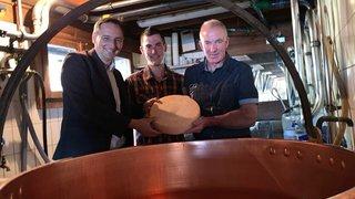 Val d'Illiez: le fromage à raclette de l'alpage de La Pâle obtient la note maximale de 20 sur 20