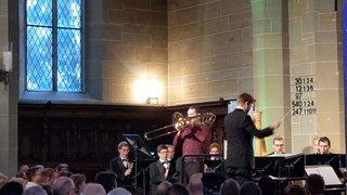 Un titre de plus pour le tromboniste Lionel Fumeaux