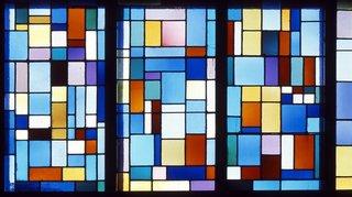 Journées européennes du patrimoine: la chapelle de Lourtier ou les vitraux du compromis