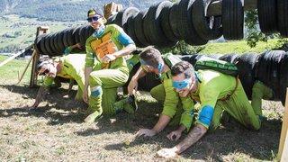 La Meuh Day à Orsières, une épreuve sportive entre sueur, bain de boue, rires et délires