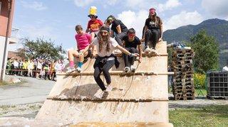 La Meuh Day à Orsières, une course carnavalesque!