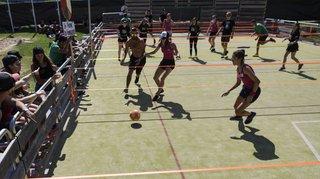 Nendaz: des joutes sportives ont rassemblé plus de mille jeunes Valaisans