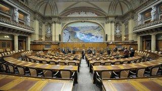 Les fédérales, c'est parti: «Le Nouvelliste» va coller aux basques de l'actualité de campagne durant deux mois