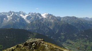 «Le Valais depuis les airs»: vol au-dessus du Pays du Saint-Bernard