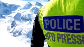 Valais: pas de victime suisse en haute montagne