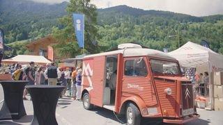 Région Dents du Midi lance un Info-Truck sur les routes de Romandie