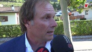 Footballeur valaisan du siècle: le sacre d'Alain Geiger, sa réaction