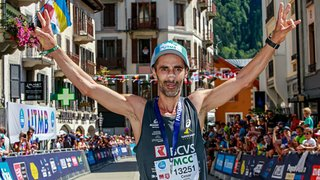 Course à pied: César Costa s'adjuge à nouveau Martigny-Combe-Chamonix
