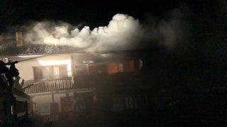 Vex: un blessé léger dans un incendie d'habitation