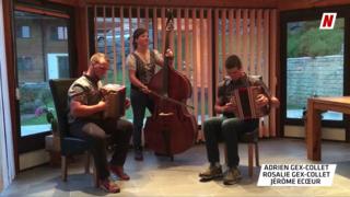 Crans-Montana: génération folklore