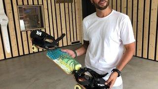 Le Sierrois Vincent Weil est l'ambassadeur de la Suisse romande au championnat du monde de streetboard
