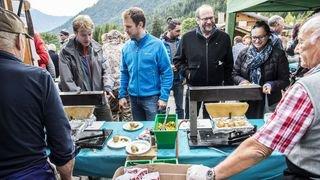 Un riche programme pour célébrer le 15e anniversaire de Fromage & Cime à Ovronnaz