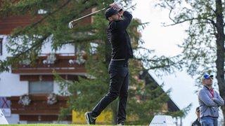 Justin Timberlake à L'Omega European Masters