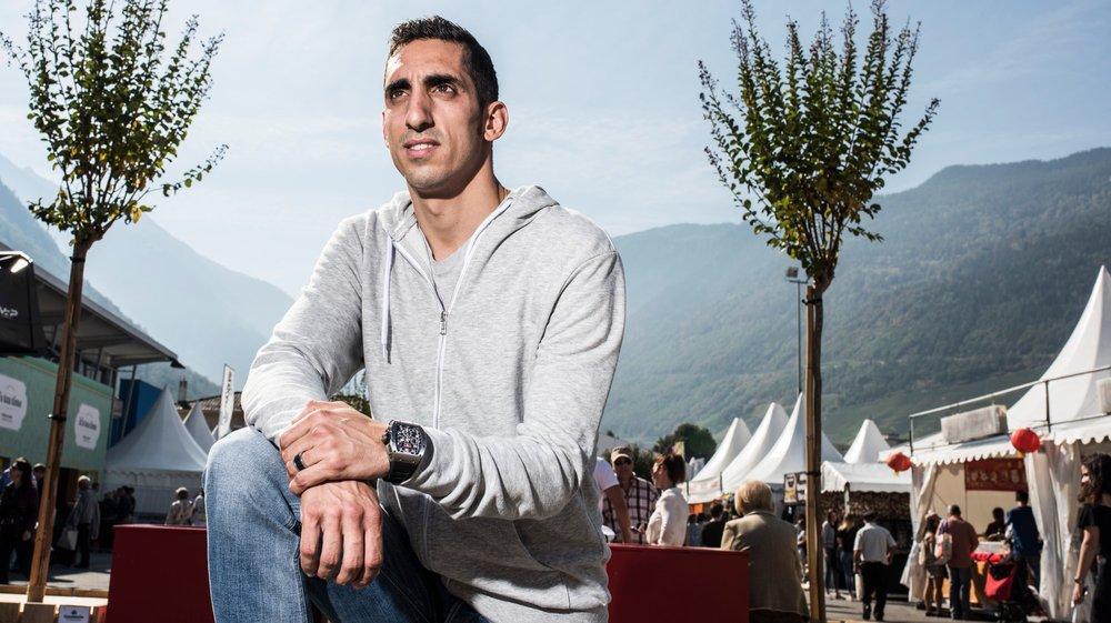 Sébastien Buemi, pilote de formule E et d'endurance.