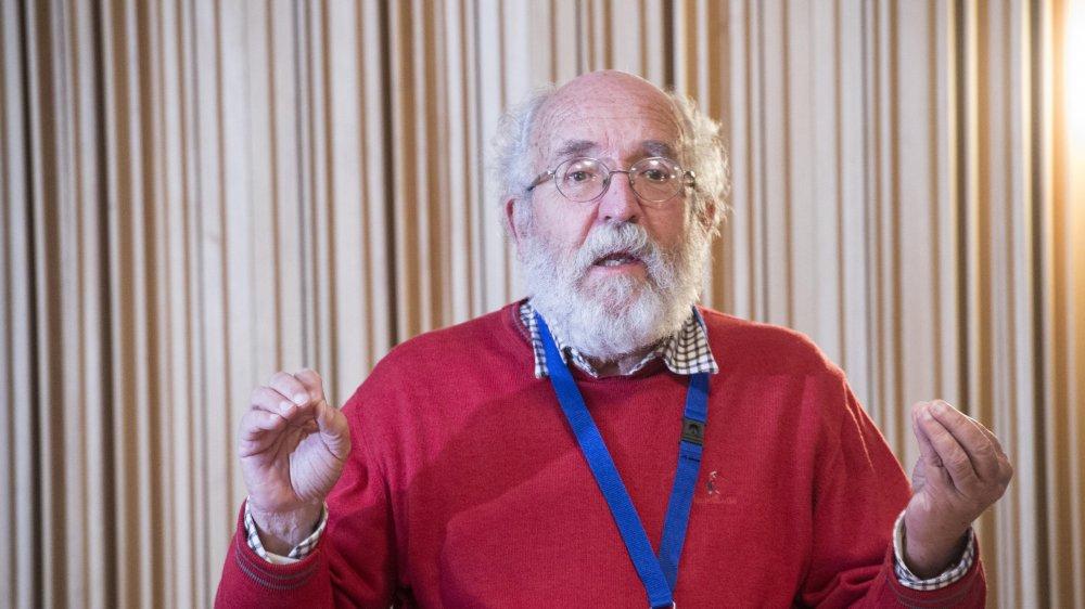 Prix Nobel de physique 2019, Michel Mayor entretient des liens très étroits avec le val d'Anniviers.