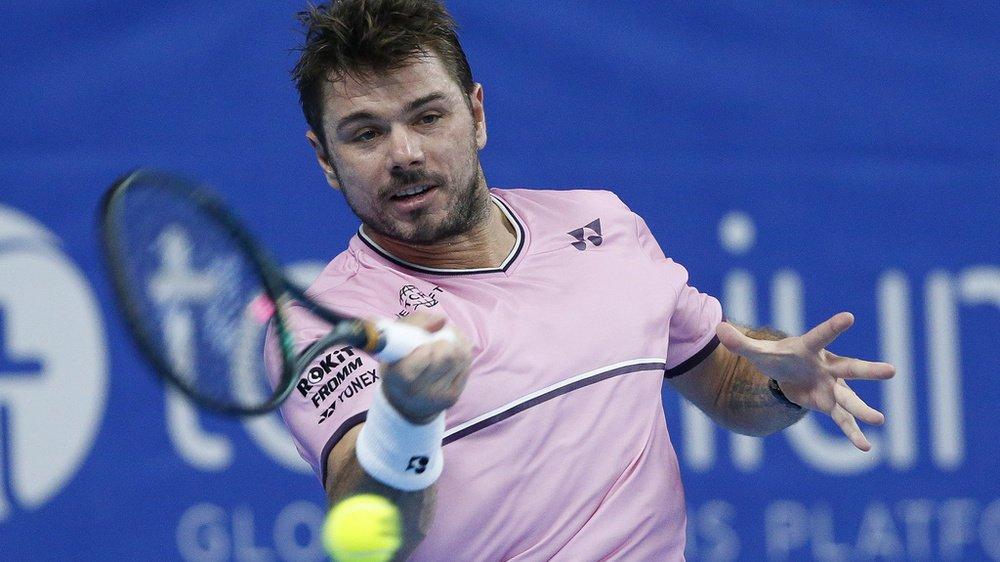 Tennis – Swiss Indoors: «Mon année n'a pas été aussi nulle que cela…», dixit Stan Wawrinka
