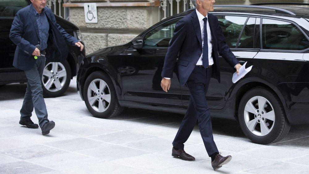 Michael Lauber et Credit Suisse, l'énigme
