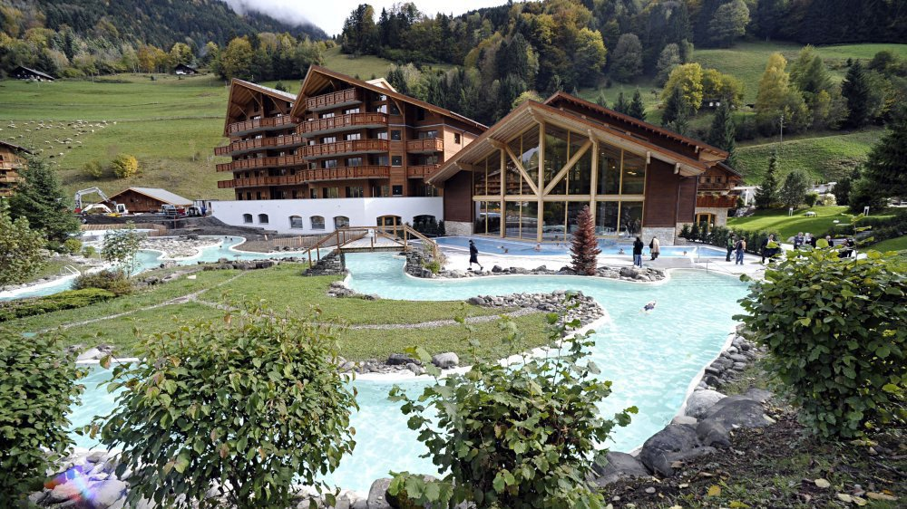 La vente aux enchères du complexe thermal de Val-d'Illiez est prévue le 16 octobre.