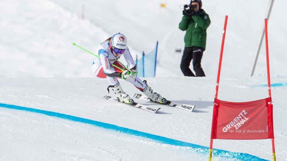 Zinal accueille régulièrement des épreuves de la Coupe d'Europe. Plusieurs équipes, dont la Suisse, s'y entraînent aussi durant l'hiver.