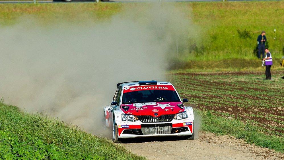La soixantaine rugissante pour le Rallye international... - Le Nouvelliste