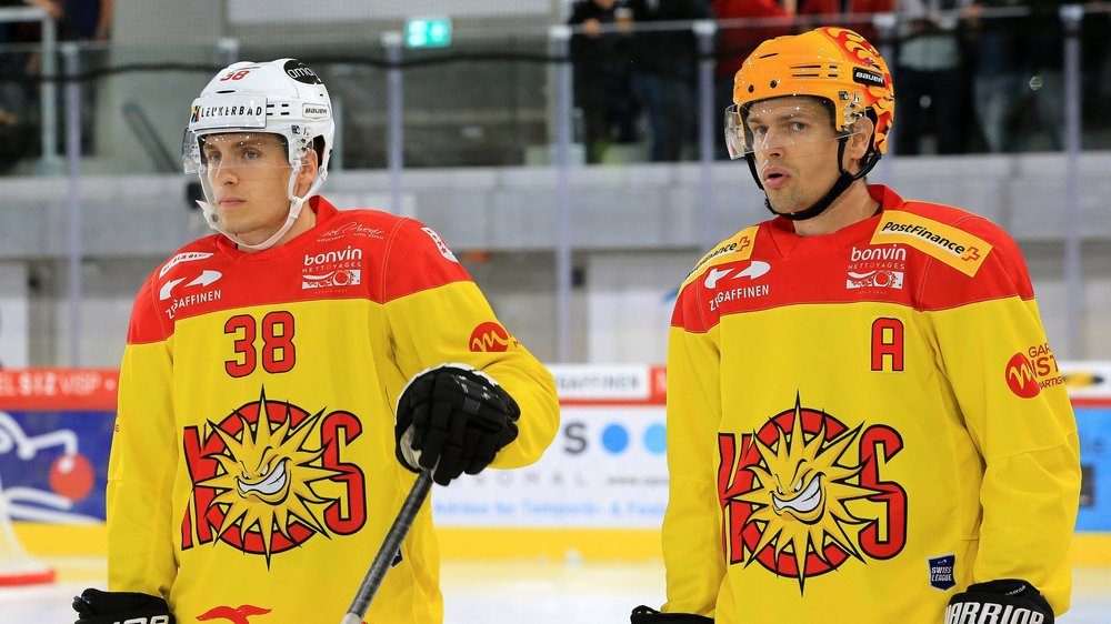 Guillaume Asselin et Eric Castonguay n'ont pas raté leur début de saison. Ils ne connaissent pas la Suisse mais ils ont déjà trouvé leurs marques.