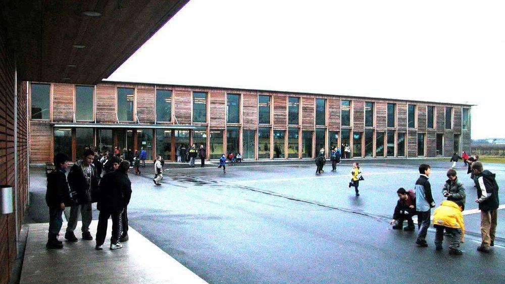 Si le calendrier est suivi, l'agrandissement du centre scolaire de Bresse devrait être achevé pour la rentrée 2021.