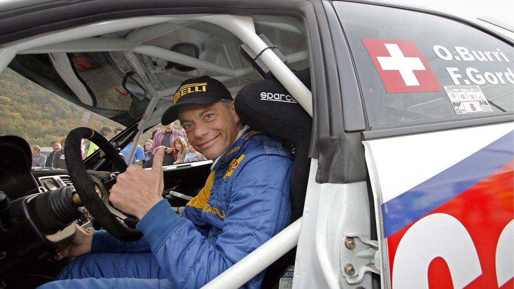 Olivier Burri est sans hésitation le pilote qui a le plus marqué l'histoire de l'épreuve. Ce n'est pas un hasard si on l'appelle aujourd'hui «Monsieur Rallye du Valais».