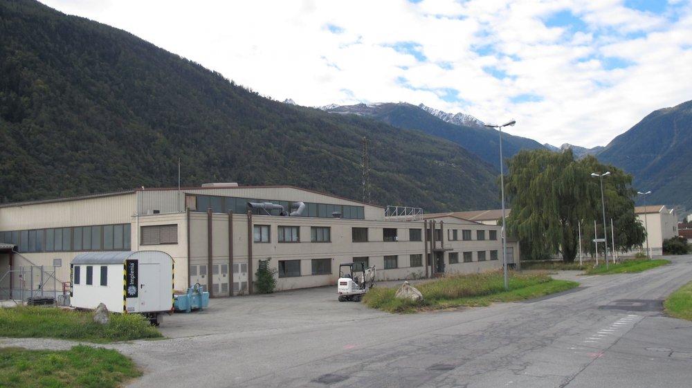 Après avoir connu plusieurs vies, l'ancienne usine Panoval, sise dans la zone artisanale et commerciale des Finettes, a été rachetée par la commune de Martigny.