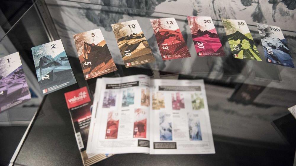 Les farinets – ici exposés au Musée de la fausse monnaie à Saillon – n'ont pas rencontré le succès espéré auprès des consommateurs.