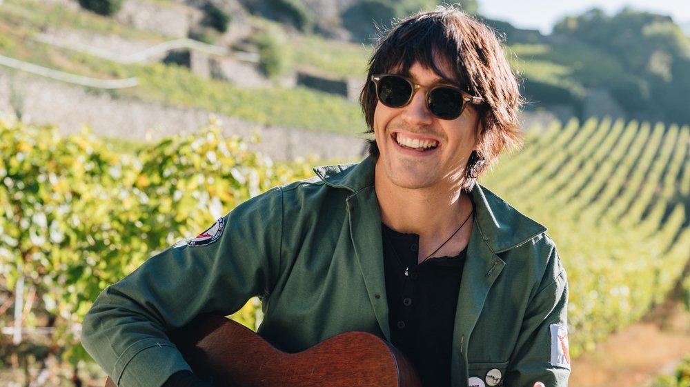 Pour le chanteur Marc Aymon, les rencontres ont un grand rôle à jouer dans le parcours professionnel d'un artiste.