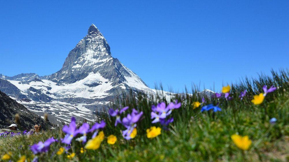 Zermatt fait partie des destinations qui ont constaté une hausse des touristes en provenance d'Asie et des Etats-Unis.