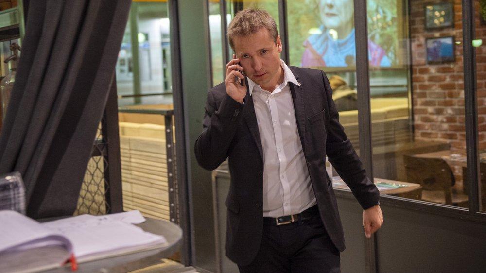 Le sortant Philippe Nantermod cueille l'unique siège PLR.
