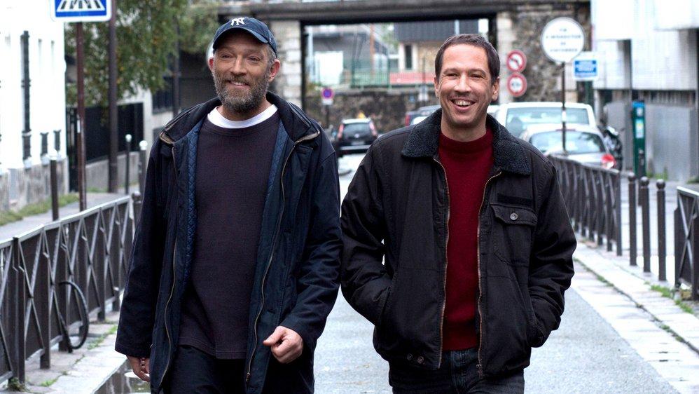 Bruno (Vincent Cassel) et Malik (Reda Kateb), deux éducateurs voués à leur cause…