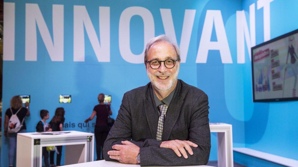 Hervé Bourlard a répondu à nos interrogations sur l'intelligence artificielle.
