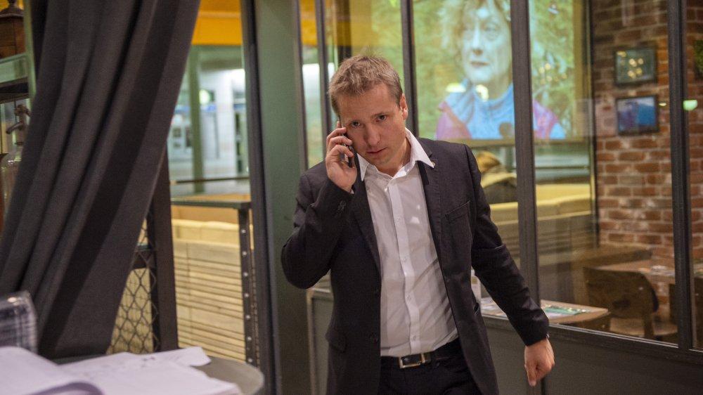 Philippe Nantermod ne se présente pas au deuxième tour pour le Conseil des Etats