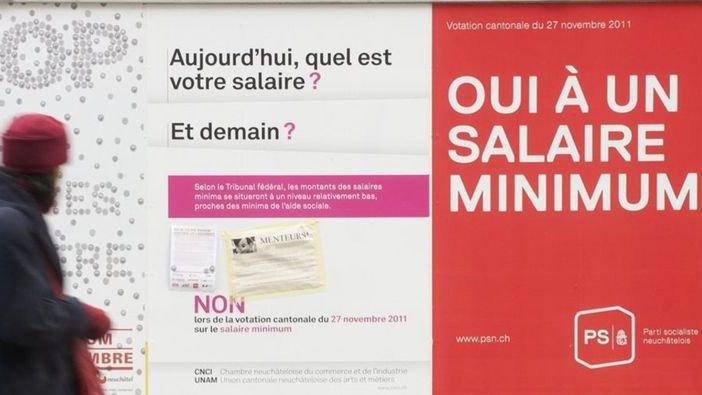 4000 francs minimum pour tous les travailleurs? La question divise les candidats valaisans.