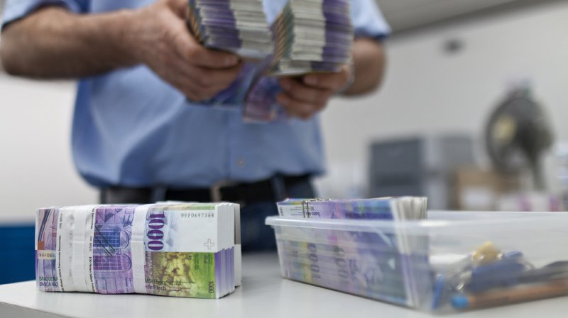 Le marché suisse est trop petit pour intéresser les faussaires.