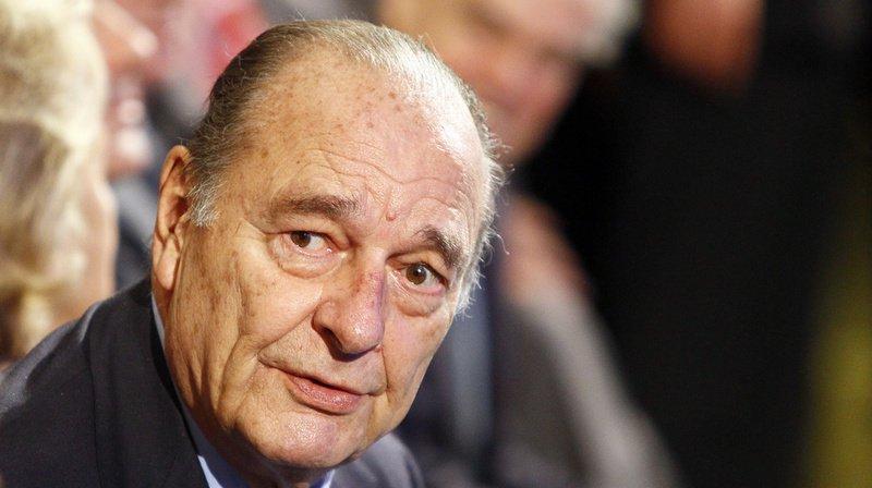 Jacques Chirac, ancien président de la France, est décédé à l'âge de 86 ans