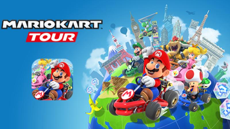 Jeux vidéo: Mario Kart Tour, le nouveau jeu mobile de Nintendo, est disponible