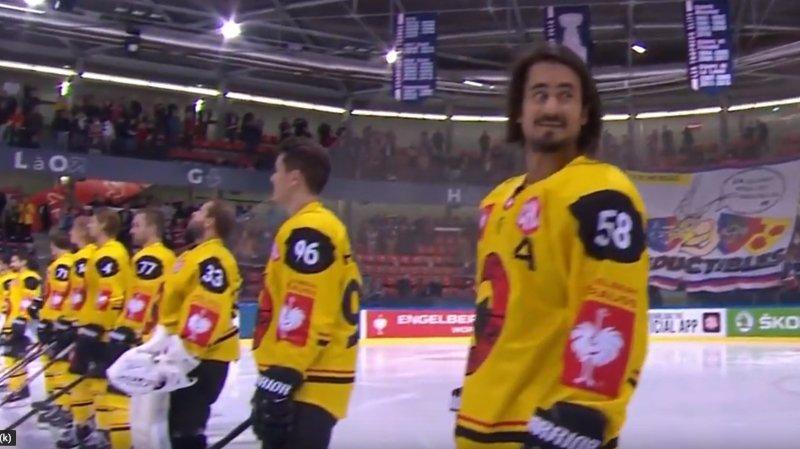 A Grenoble, l'hymne suédois confondu avec l'hymne suisse (vidéo)