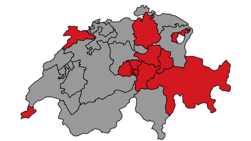 Finances: la majorité des cantons ne manqueront pas de moyens en 2020