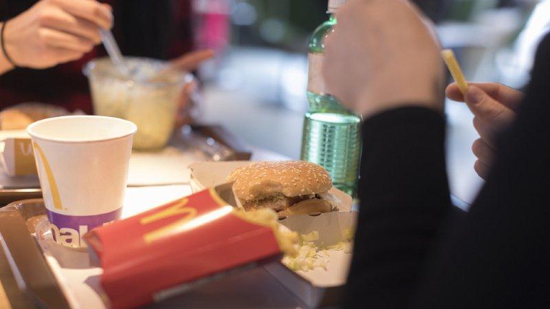 McDonald's: les prix ont augmenté dans certains restaurants suisses